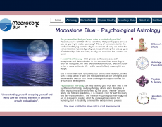 Moonstone Blue